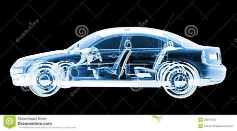 car diagnostic computer tech xray car design stock photos image 20817673