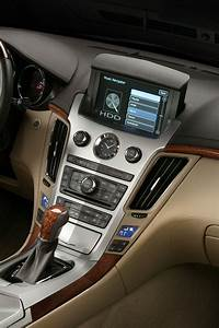2009 Cadillac Cts  U2013 Overview
