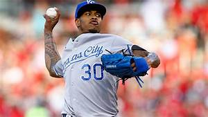 Report Royals39 Ventura Talked About Plunking Jose