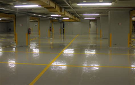 car park flooring systems epoxy  polyurethane