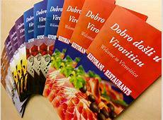 """Nove turističke informativne brošure """"Dobro došli u"""