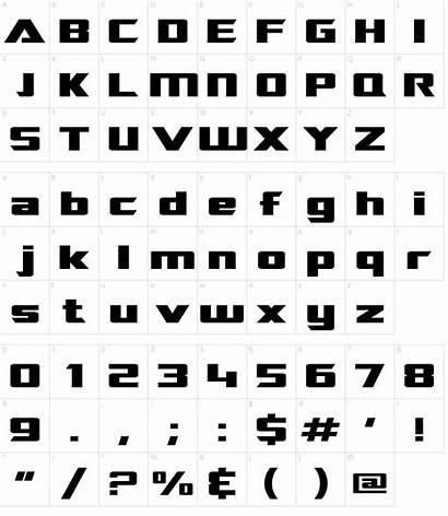 Font Robotics Sf Trans Fonts Character Fontmeme