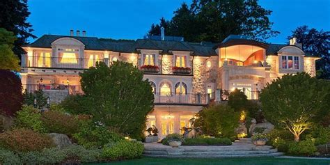 Vancouver Mega Mansion Sells For $51 Million (photos