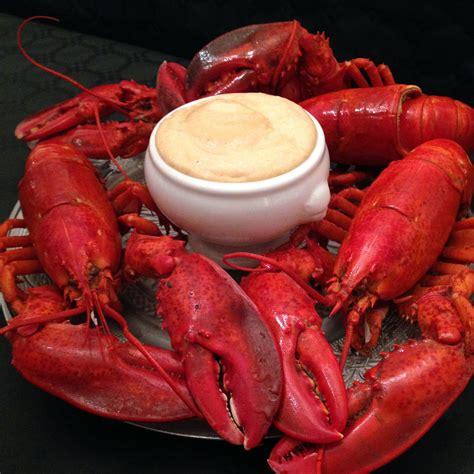 cuisiner un homard congelé découvrez la recette homard mayonnaise en image