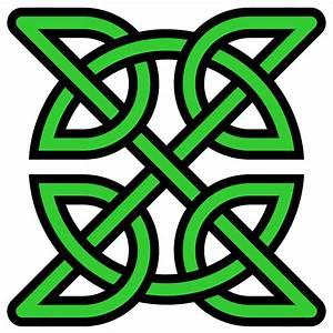 File:Celtic-knot-insquare-green-transparentbg.svg ...