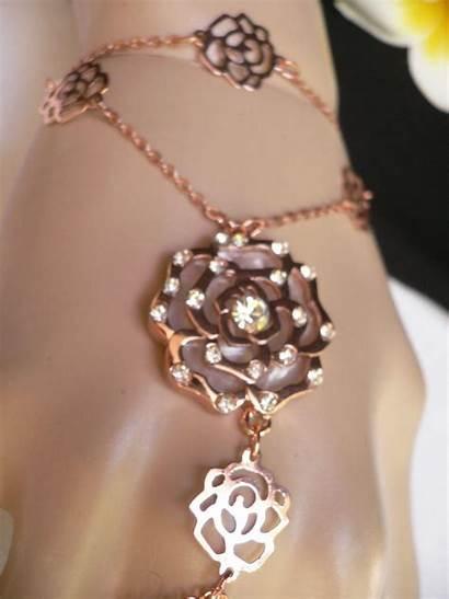 Bracelet Wallpapers Chain Gold Ring Rose