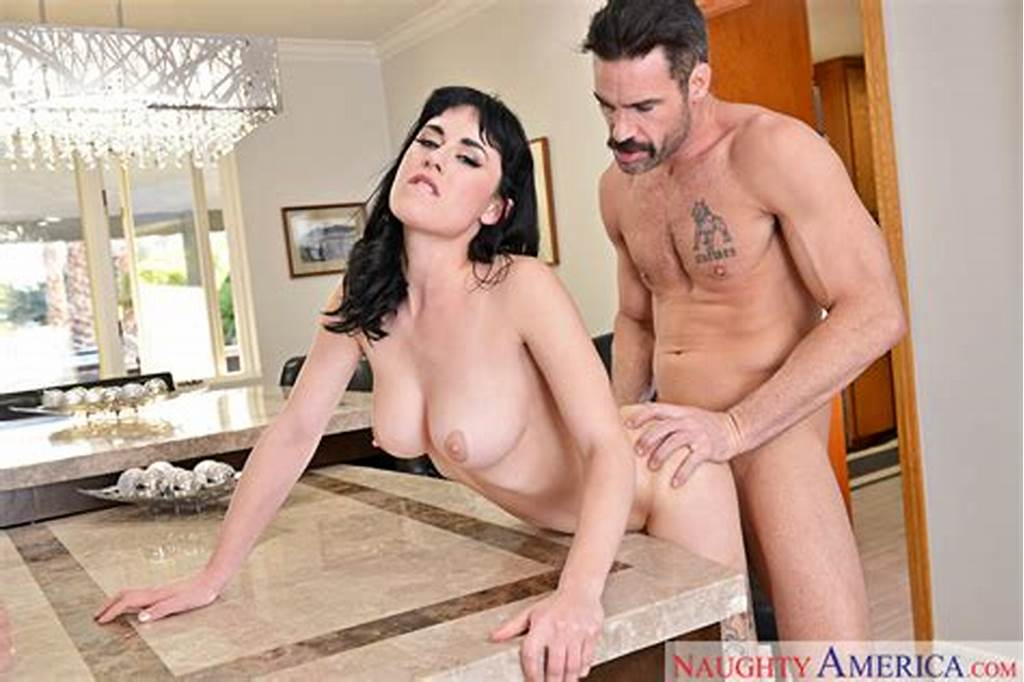 #Olive #Glass #& #Charles #Dera #In #Naughty #Athletics