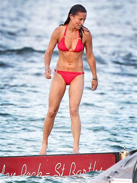 pippa middleton sexy pippa middleton flaunts amazing bikini body with her sexy