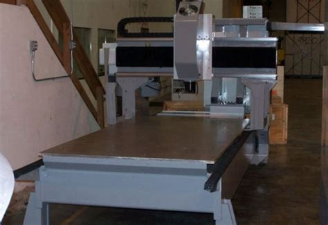 haas gr  cnc router vertical gantry price