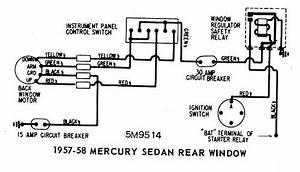 Mercury Sedan 1957