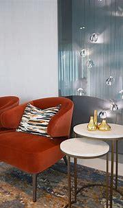 Miami Condo Design: A Modern Living Room by DKOR Interiors ...