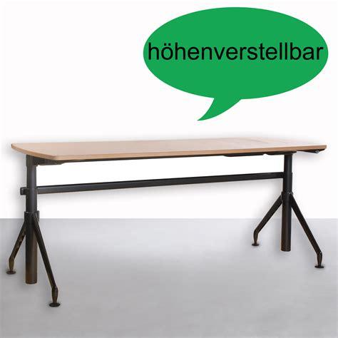 Ikea Tisch Elektrisch Höhenverstellbar by Steelcase Schreibtisch Elektrisch H 246 Henverstellbar 80x200