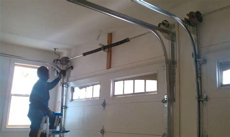 Garage Garage Door Installation Kit Home Design Ideas