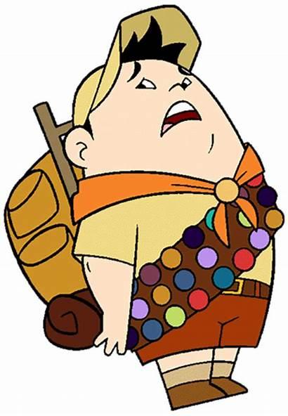 Clipart Carl Clip Pixar Russell Disney Characters