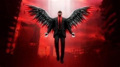 Fallen Angel Demon Evil Wings Monster Apocalypse