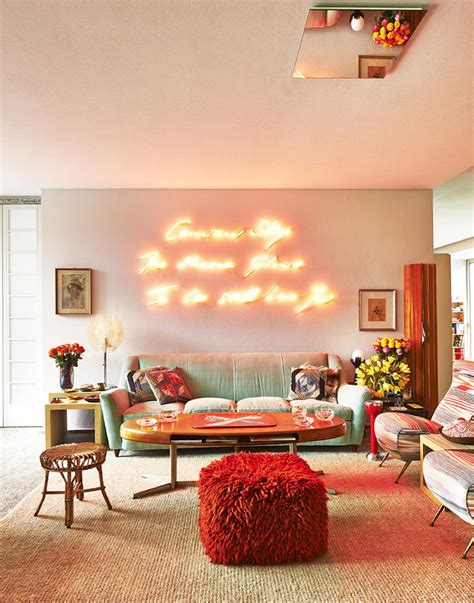 daring home decor neon lights   room