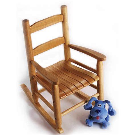 childrens rocking chair pecan in furniture