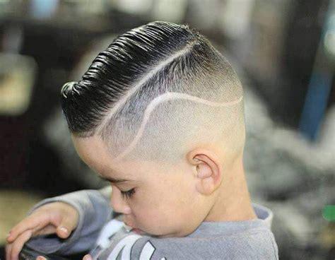 dicas de corte de cabelo  seu filho