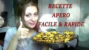Recette Apero Simple : recette apero jour de l 39 an simple et rapide youtube ~ Nature-et-papiers.com Idées de Décoration