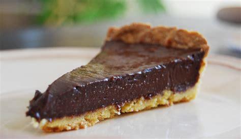 cuisine chocolat birthday tarte au chocolat de christophe felder
