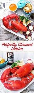 Easy Instructions For Making Perfectly Steamed Lobster At