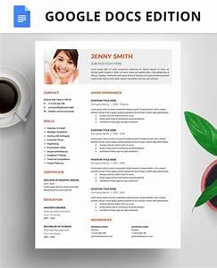 Resume Template  Cv  Google Docs  Edit Os Simple Resume