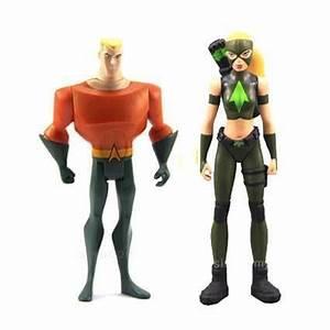 2 DC Universe Young Justice League Aquaman & Artemis 4 ...