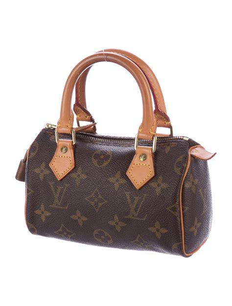 louis vuitton monogram mini speedy hl handbags