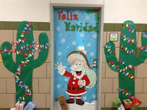 diy door decoration for christmas cathy