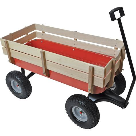 Allterrain Garden Wagon — 220lb Capacity Northern