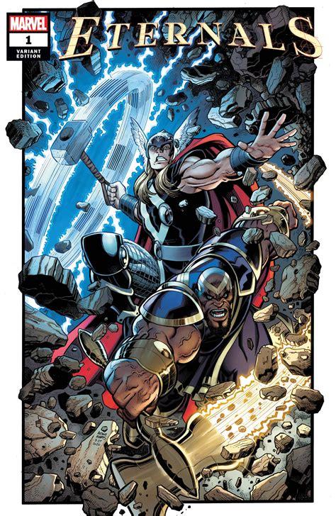 Eternals (2021) #1 (Variant)   Comic Issues   Marvel