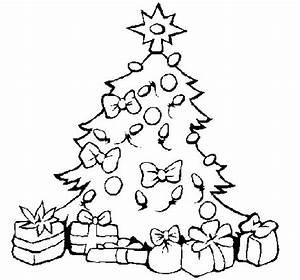 Disegno di Albero di Natale da Colorare Acolore