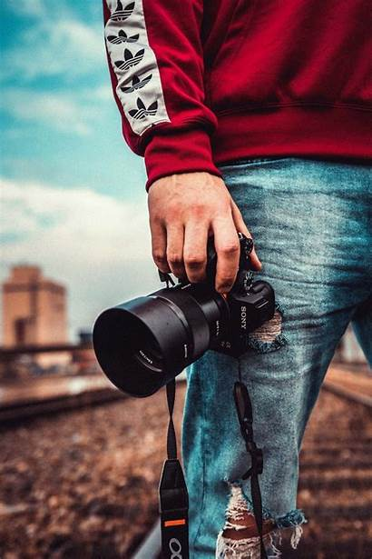 Camera Dslr Unsplash Male Sony Poses Wallpapers