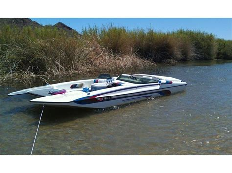 Craigslist Boats For Sale Yuma Arizona by 1998 Silhoutte Deck Boat Powerboat For Sale In Arizona