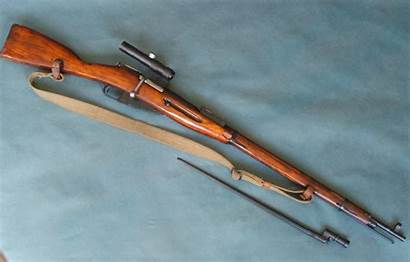 Sniper Mosin Nagant Rifle Ww2 Artwork Wallpapers