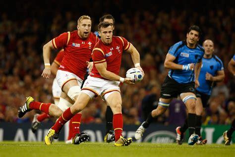 wales  gareth davies retains   shirt rugby world