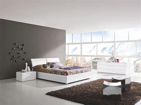 moderne schlafzimmer le chambre grise et blanche 19 id 233 es zen et modernes pour se d 233 marquer