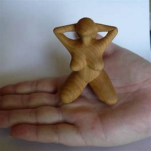 U0026quot, Emily, U0026quot, A, Wood, Carving, U00b7, A, Wood, Model, U00b7, Woodwork, On, Cut, Out, Keep, U00b7, Creation, By, Raven, W