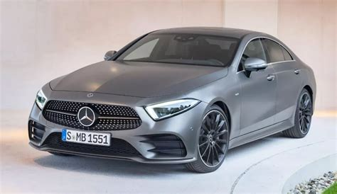 Say Hello To The New 2019 Mercedesbenz Cls » Autoguide