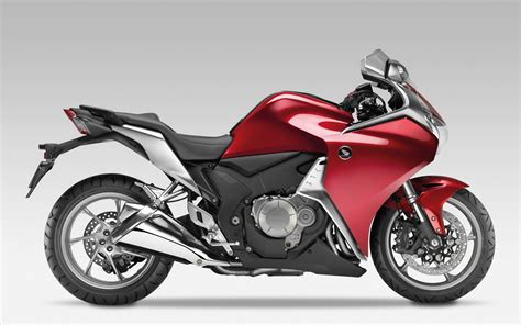 Honda Bikes 2010 Honda Vfr1200f Bike Widescreen Wallpapers Hd