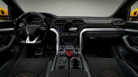 lamborghini urus interior  wallpaper hd car