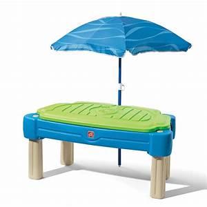 Sand Wasser Spieltisch : wasser sand spieltisch step 2 cascading cove wassertisch sandkasten sandtisc vom ~ Whattoseeinmadrid.com Haus und Dekorationen