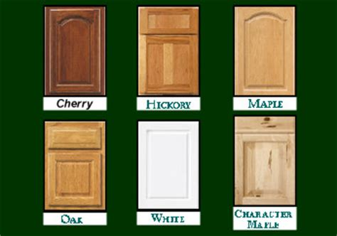 types of wood cabinets for kitchen custom cabinetry 9510