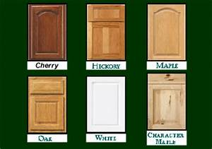 Different kinds of wood for kitchen cabinets kitchen for What kind of paint to use on kitchen cabinets for pliage papiers