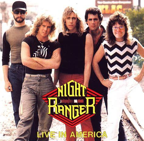 night ranger zelig night ranger  rock