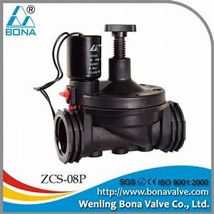 China Bona Zcs 4 U0026quot  1 U0026quot  Irrigation Solenoid Valve Pilot