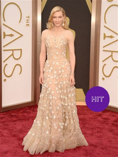Oscars Red Carpet Fashion Hits And Misses 2014 Fashion