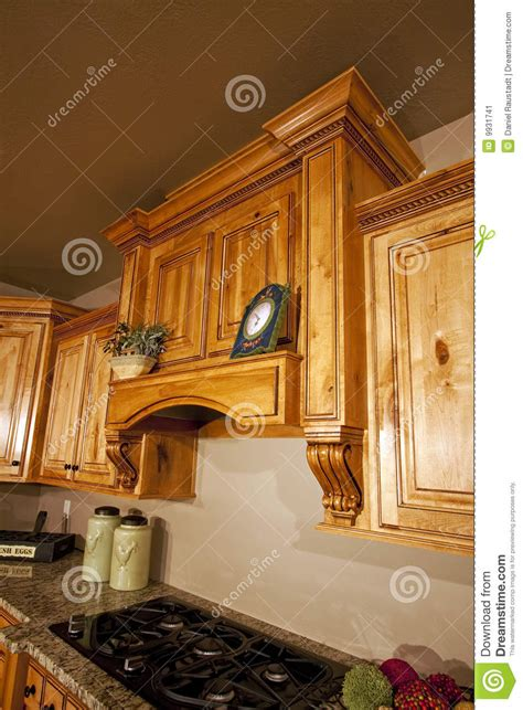 kitchen cabinet drawer modern kitchen cabinets range stock image image 2483