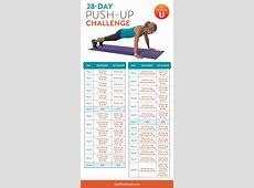 28Day PushUp Challenge