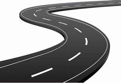Road Clip Highway Clipart Transparent Tar Cartoon